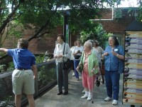 Bauer Steps Ahead enjoys the Pittsburgh National Aviary and announces  the June adventure