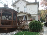 Bauer-Hillis Steps Ahead to visit the Rosehaven Bed and Breakfast in Butler