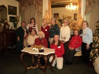 Bauer-Hillis Steps Ahead enjoys an afternoon at the Rosehaven Bed and Breakfast