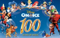 Bauer Steps Ahead and Bauer-Hillis Steps Ahead to see Disney on Ice!